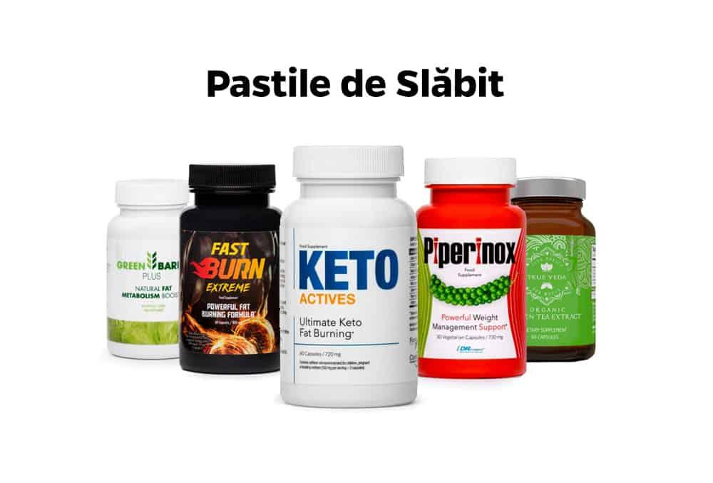 Cele mai bune pastile de slabit