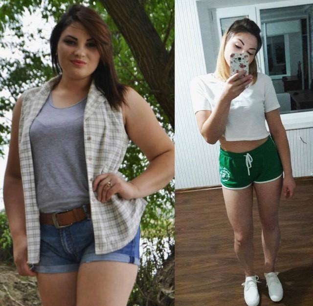 oglindă selfie pentru pierdere în greutate
