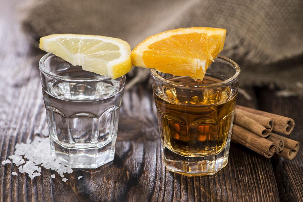 tequila te poate ajuta să slăbești cum să elimini grăsimea laterală folosind calanetica