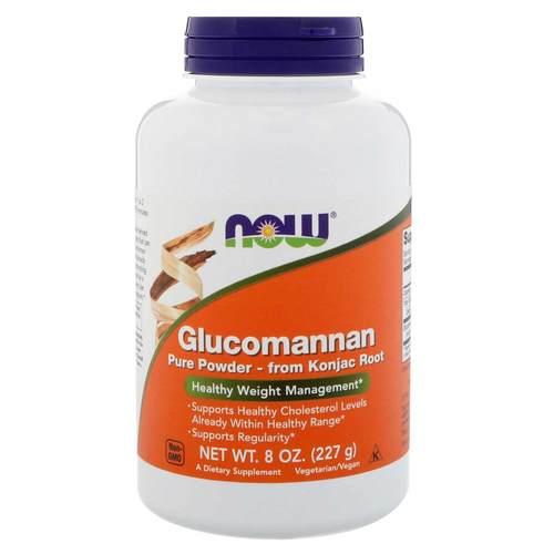 pierde greutatea rapidă cu glucomannan)