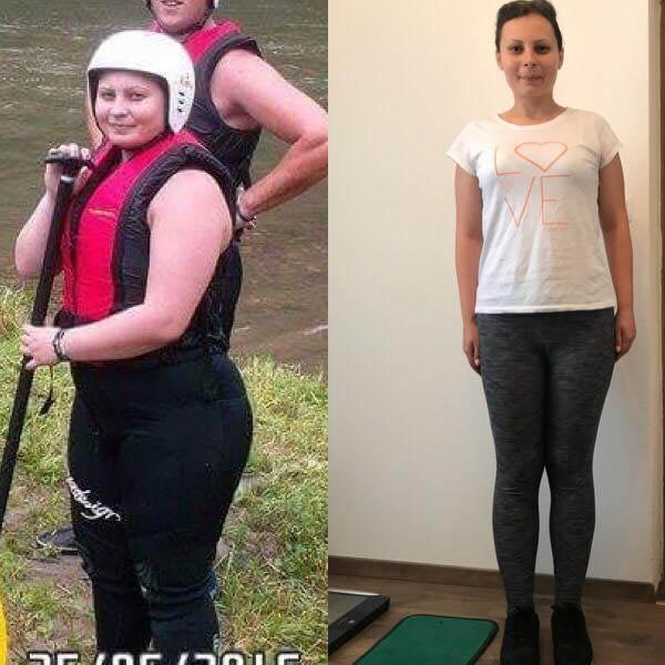 Spune povestea ta de succes despre pierderea în greutate