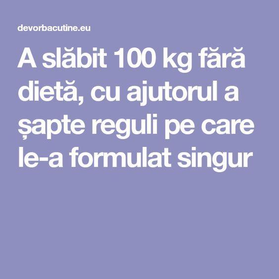 sfaturi pentru pierderea în greutate pentru a pierde 100 de kilograme