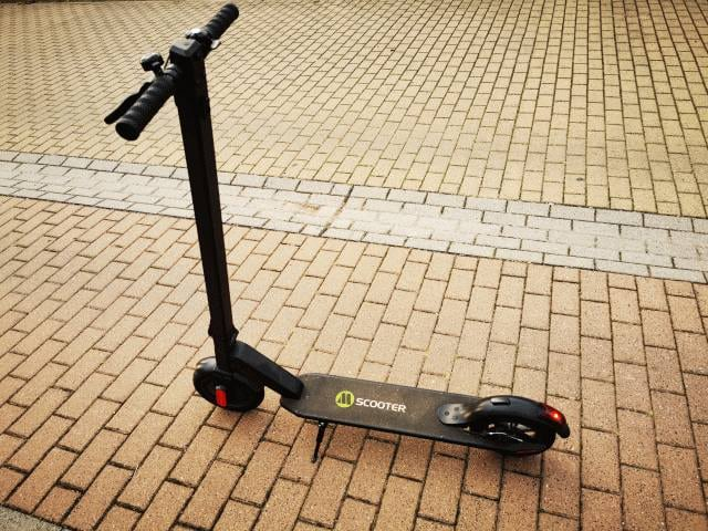 Cum a fost făcut primul scuter?