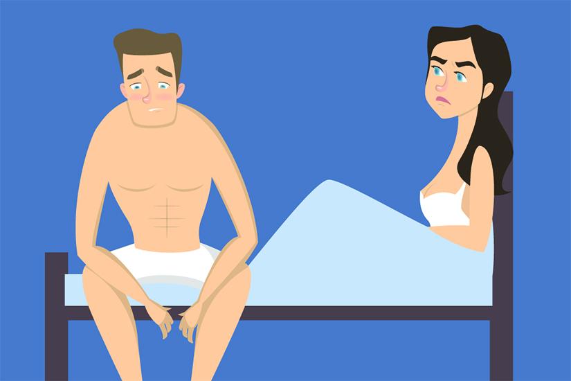 pierderea de grăsime și disfuncție erectilă