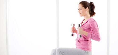 Fitness pentru Femei Puternice. Exercitii pentru Slabire si Forme Fit