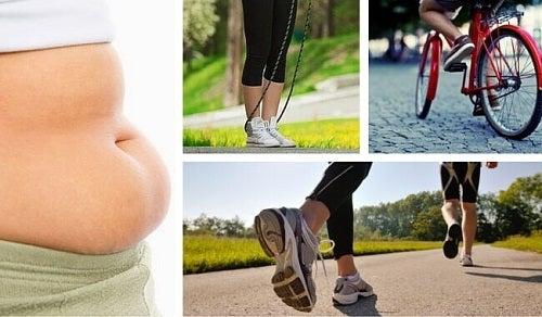 exerciții de condiționare pentru pierderea în greutate