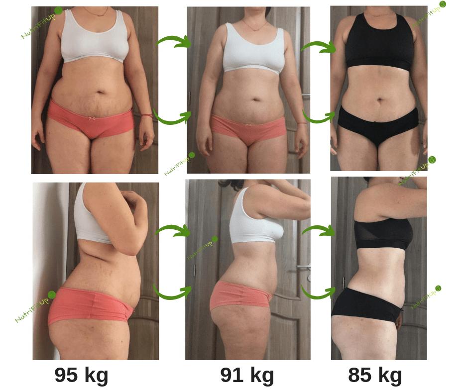 Pierdere în greutate feminină de 55 de ani