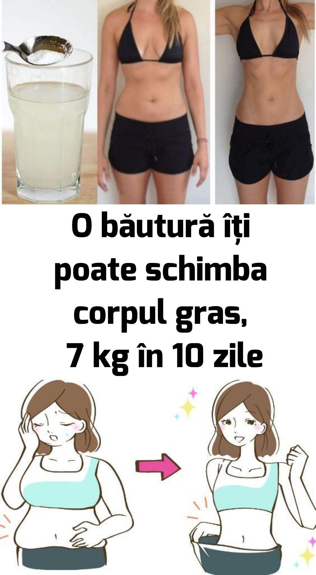 Pierdere în greutate de 7 kg
