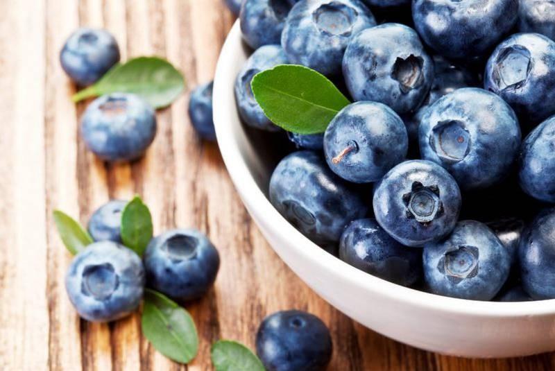 7 fructe de padure ideale pentru pierderea in greutate