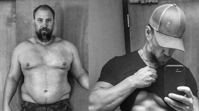 cum să ajute un bărbat să slăbească înșelăciunea reclame de pierdere în greutate