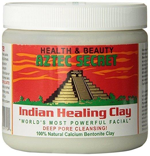 Pudră de Argilă pentru Tratamente Cosmetice