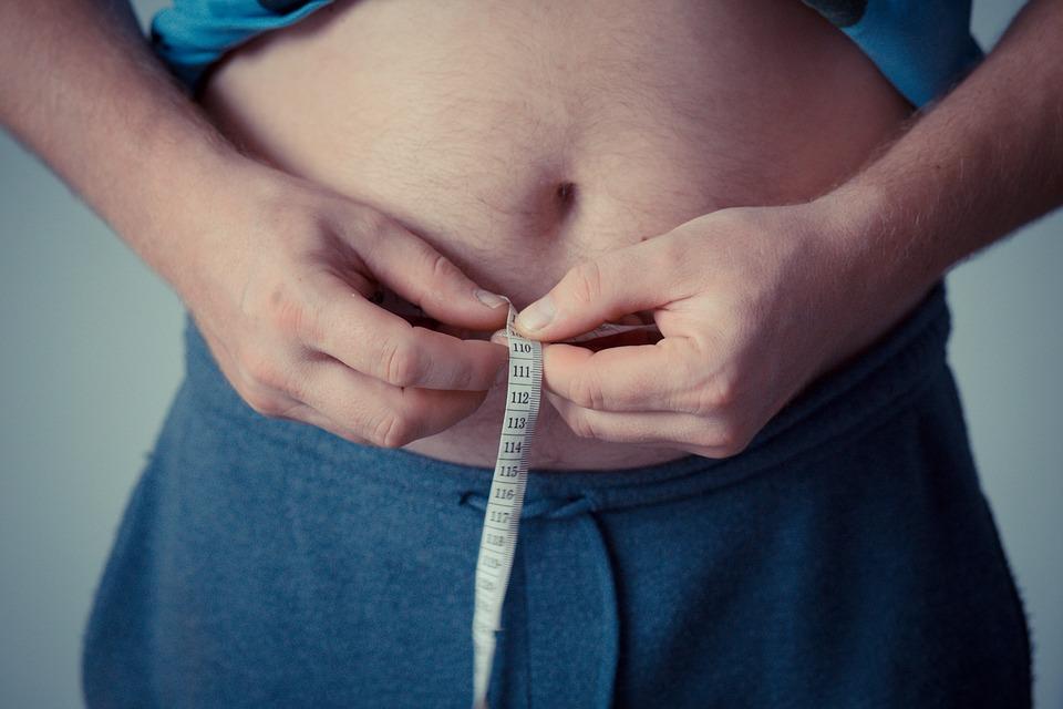 balonare excesivă și pierdere în greutate