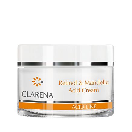 concentrat subtire de corp retinol clarena