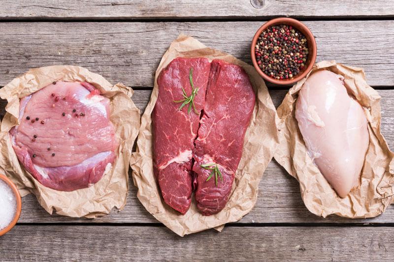 Friptura de vită pierde în greutate. Carne de vită în greutate dieta pierde