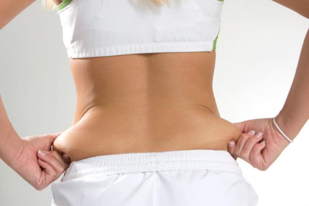 pierde grăsime pe spate și pe părți copilul supraponderal pierde în greutate