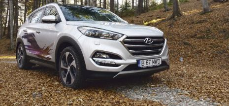(video) Premieră europeană: Hyundai Tucson facelift a devenit hibrid!