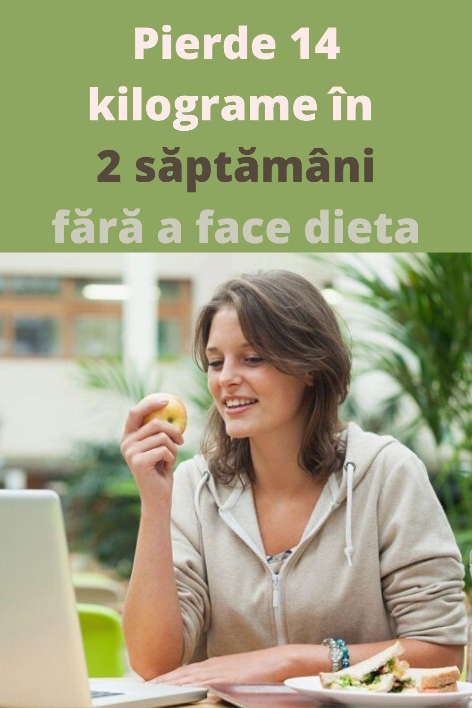 Cum sa pierdeti in greutate definitiv