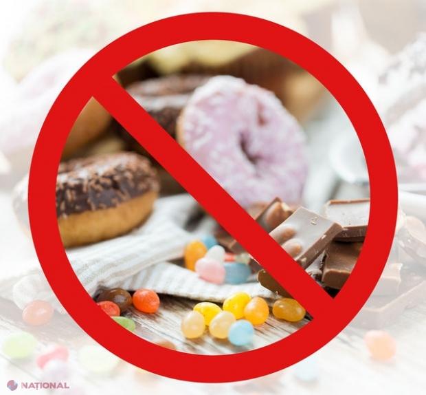 scădere în greutate atunci când renunți la zahăr