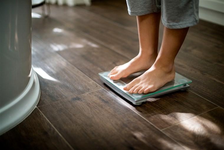 starea de sănătate prima pierdere în greutate